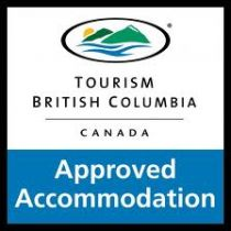 Approved Accommodation by Tourism BC